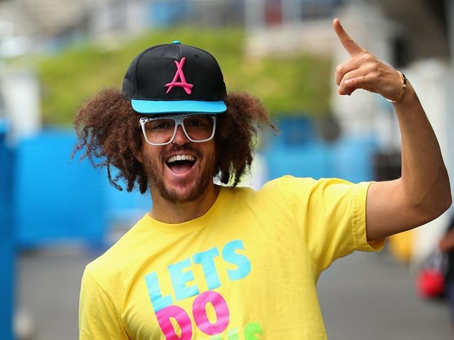 Lets Get Ridiculous Redfoo (of LMFAO)