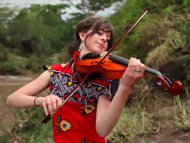We Found Love Lindsey Stirling